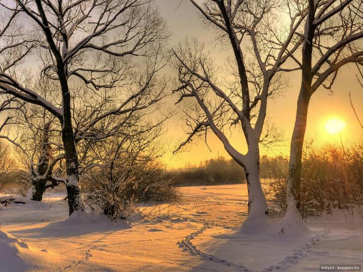 Couchers de soleil - magnifique !!! * X_1771