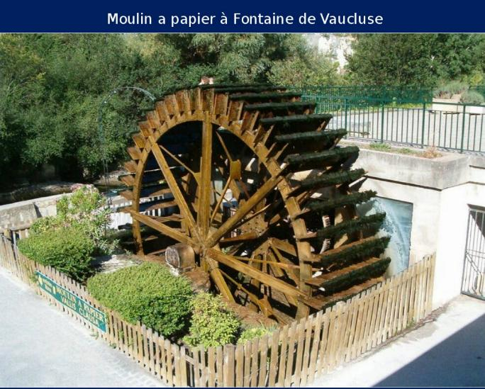 Les moulins de France * X_1781