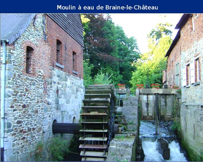 Les moulins de France * X_1885