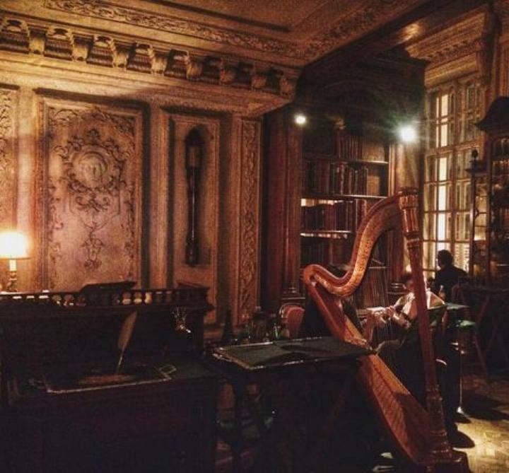 Le Café Pushkin * X_18_110