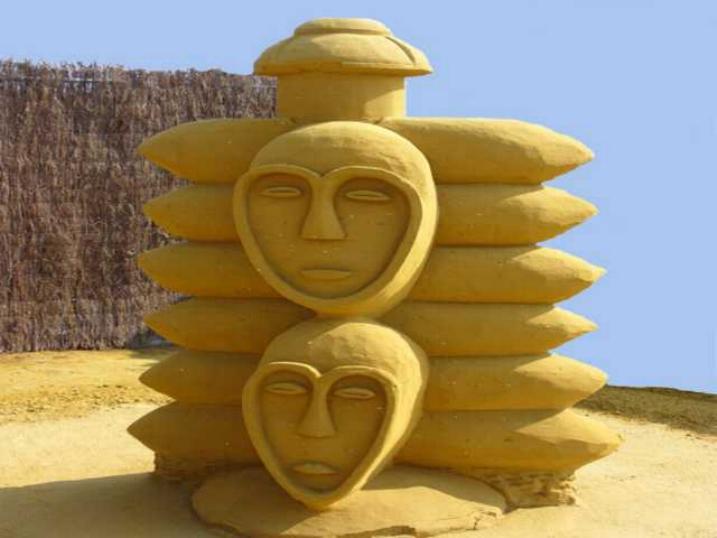 Statues de sable * X_1938