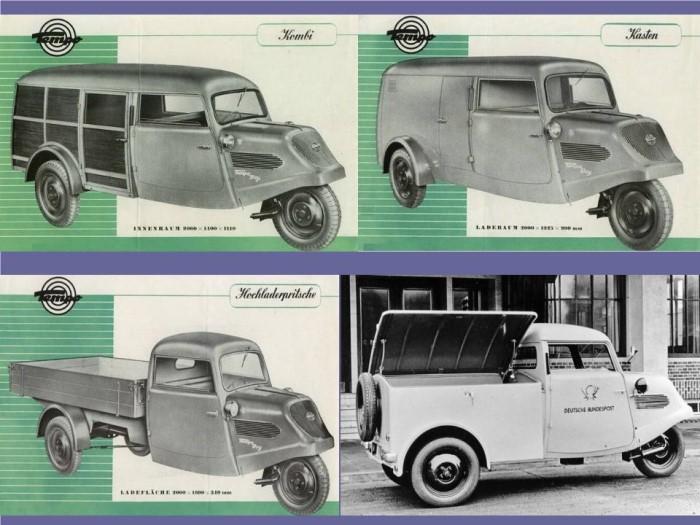 Des voitures à trois roues X_20122