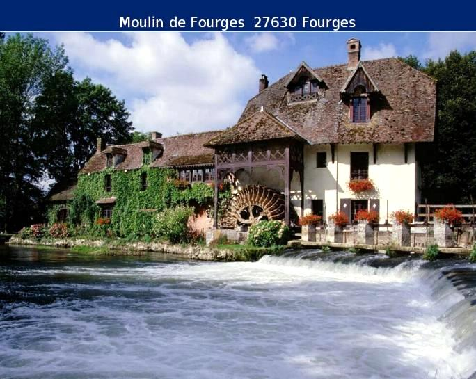 Les moulins de France * X_2076