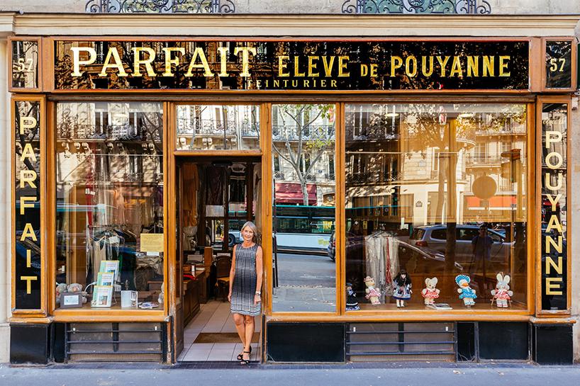 Le charme discret des vieilles boutiques de Paris..* X_20_n10