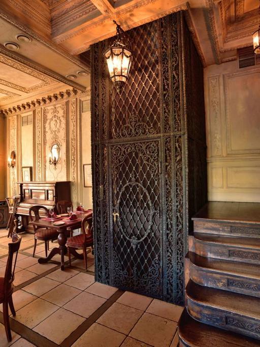 Le Café Pushkin * X_2128