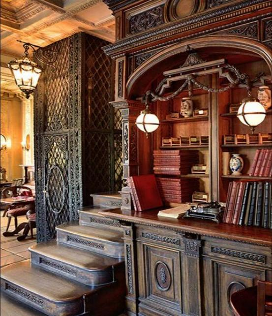 Le Café Pushkin * X_21_110