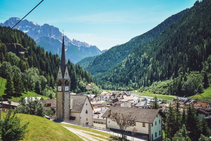Les Dolomites * X_2393