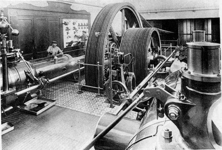La révolution industrielle - X_2514