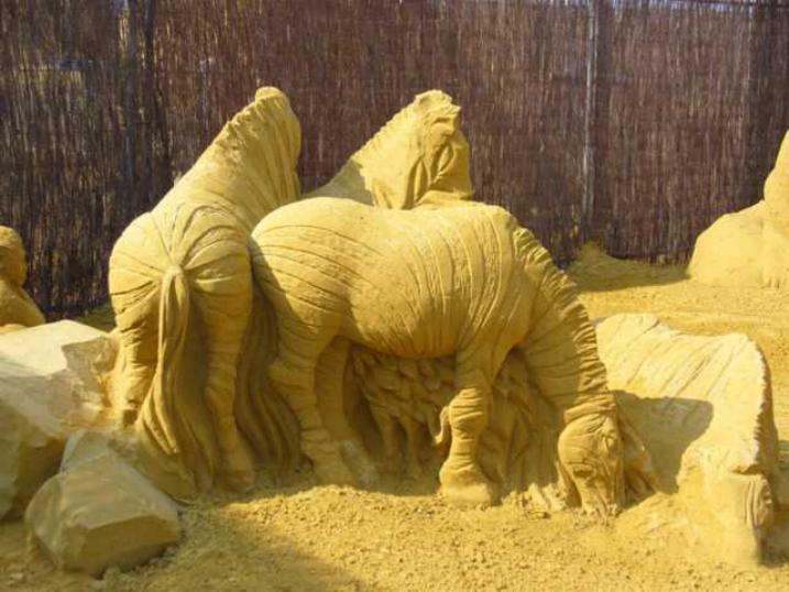 Statues de sable * X_2535