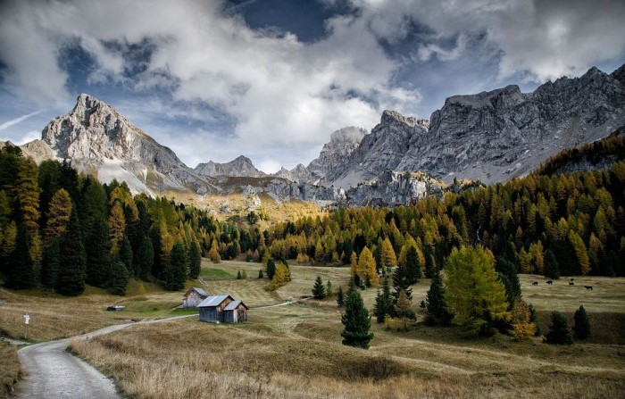 Les Dolomites * X_2593