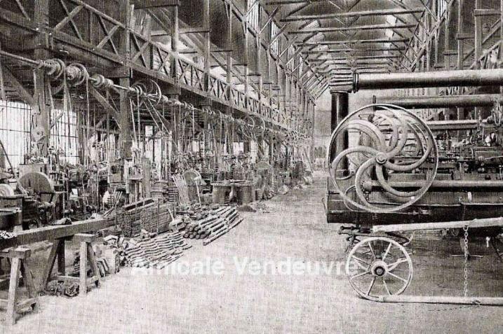 La révolution industrielle - X_2614