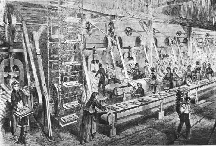 La révolution industrielle - X_2913