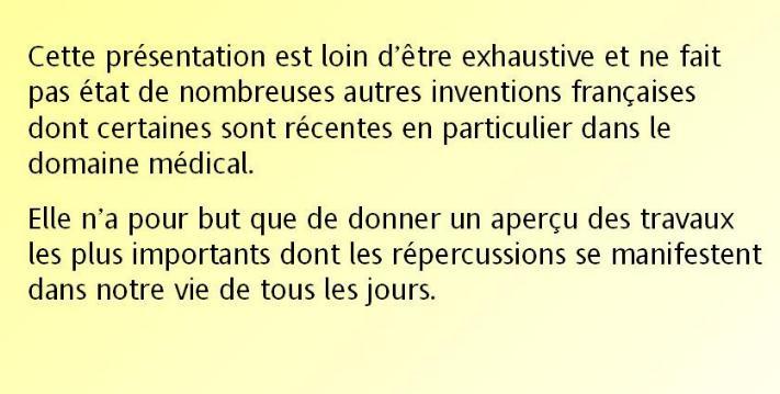 L´histoire des inventions françaises - - Page 2 X_3220
