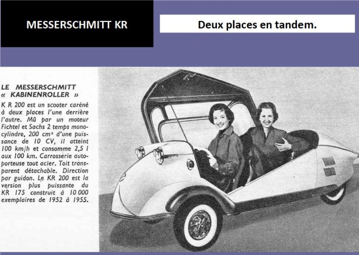 Des voitures à trois roues * - Page 2 X_3375