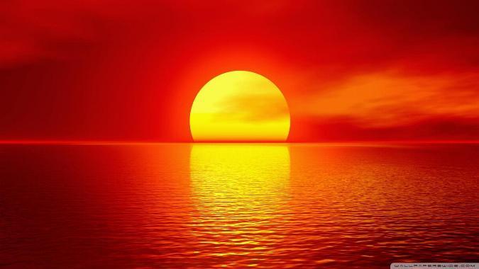 Couchers de soleil - magnifique !!! * - Page 2 X_3450