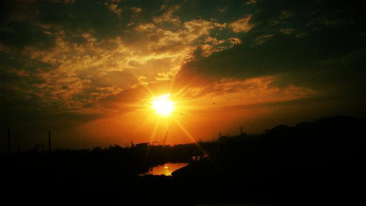Couchers de soleil - magnifique !!! * - Page 2 X_3942