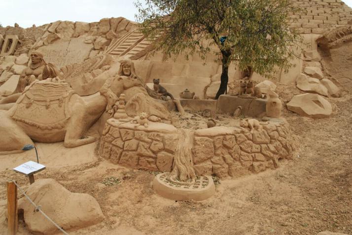 Statues de sable * - Page 3 X_5019