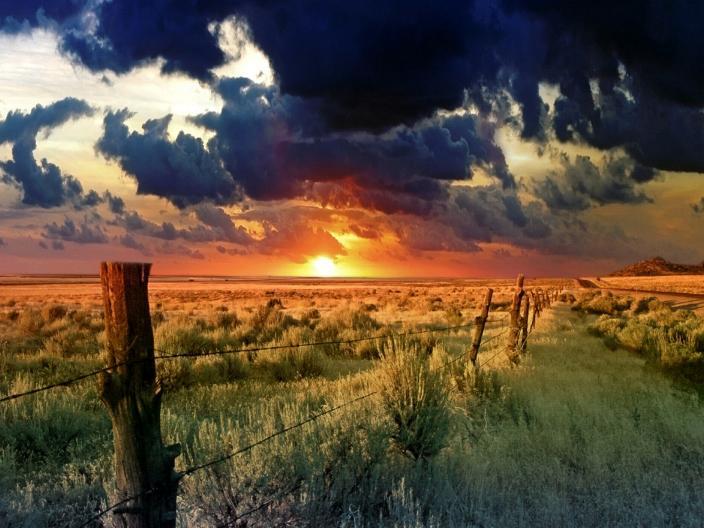 Couchers de soleil - magnifique !!! * - Page 3 X_5026