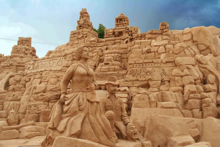 Statues de sable * - Page 3 X_5317