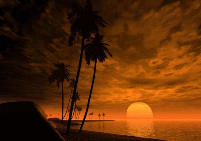 Couchers de soleil - magnifique !!! * - Page 3 X_5323