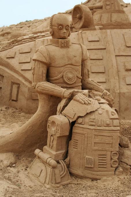 Statues de sable * - Page 3 X_5416