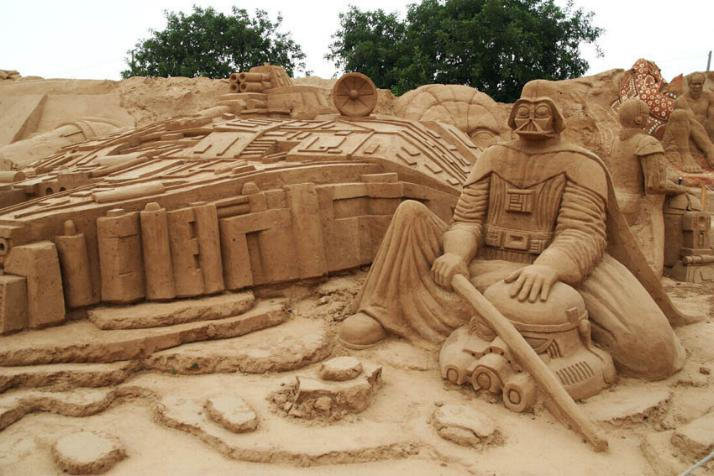 Statues de sable * - Page 3 X_5516