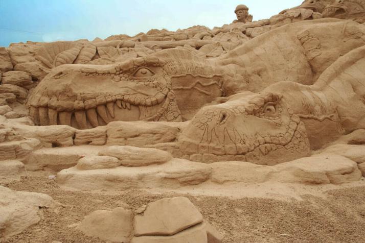 Statues de sable * - Page 3 X_5817
