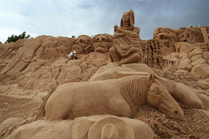 Statues de sable * - Page 3 X_6115