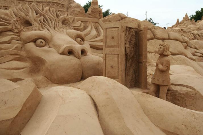 Statues de sable * - Page 3 X_6215