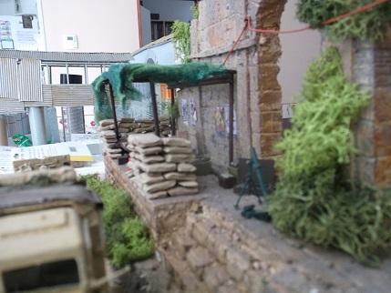 soldats britanniques Afrique du nord ww2 Dscf2112