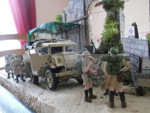 soldats britanniques Afrique du nord ww2 Dscf2113