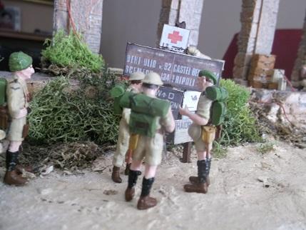 soldats britanniques Afrique du nord ww2 Dscf2114