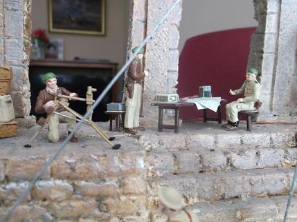 soldats britanniques Afrique du nord ww2 Dscf2118