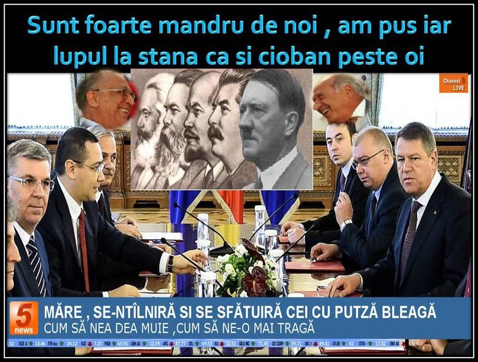 LA OHA LA POARTĂ E O MÂŢĂ MOARTĂ cine-o râde şi-o vorbi.. HAI CĂ SE POATE , HAI CĂ AVEM..... Mâna moartă a președintelui Iohannis Lup_ci11