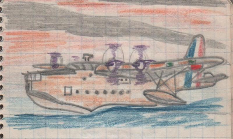 [Les anciens avions de l'aéro] Catalina - Page 16 Lanveo13