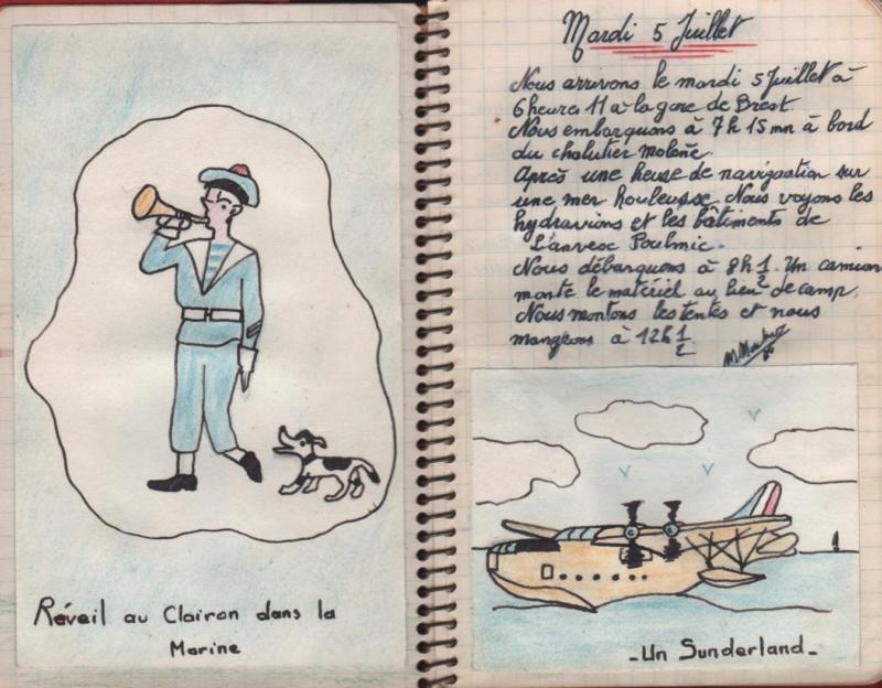 [Les anciens avions de l'aéro] Catalina - Page 16 Lanveo15