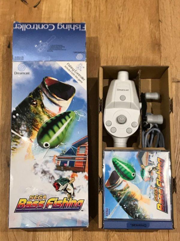 (DC) Liste des jeux de pêche Dreamcast (accessoire fishing controller) 1b018a10