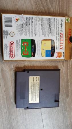 (EST ) Zelda nintendo Nes edition player choice 20210121