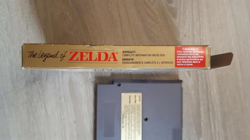 (EST ) Zelda nintendo Nes edition player choice 20210123