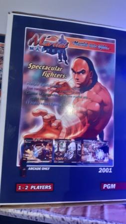 (IGS PGM ) SCORING  Martial Masters 20210678