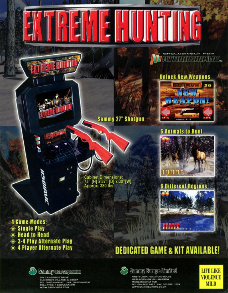 (ATW) Liste des jeux compatibles shotgun et cleargun sur Atomiswave ! 40001110