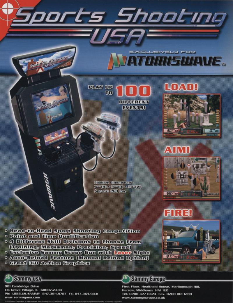 (ATW) Liste des jeux compatibles shotgun et cleargun sur Atomiswave ! 40002510