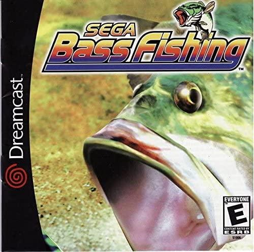 (DC) Liste des jeux de pêche Dreamcast (accessoire fishing controller) 616-lt10
