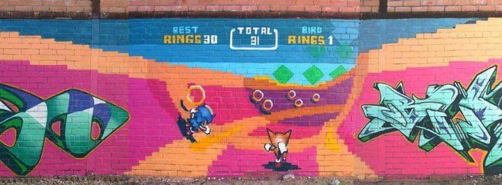 le jeu video en mode street art!! 9b818610