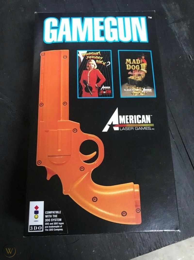 Liste complète  des jeux 3do compatible lightgun ! Americ10