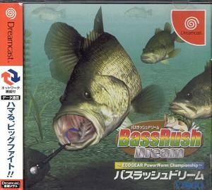 (DC) Liste des jeux de pêche Dreamcast (accessoire fishing controller) Bass-r10