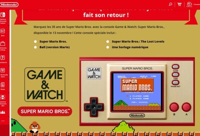SONDAGE : les nouvelles game and watch !  Captur18