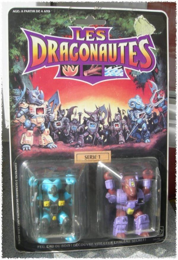 """(jouet) vous rappelez-vous des """"dragonautes""""?? Dragon13"""