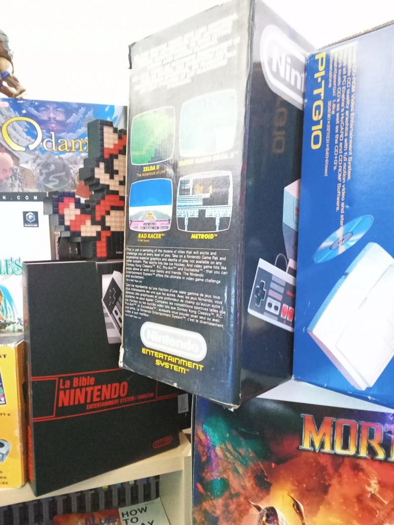 collection nintendo NES de Gnagnaa Img20259