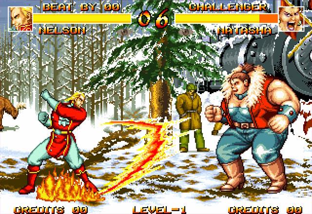 Entretien exclusif C.S n°3: Johnny16bits le Hardcore gamer développeur sur Neo Geo ! Ingame11